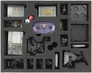 FSKG070BO 70 Mm Foam Tray With 20 Compartments For Runewars Miniatures Game – Waiqar Units