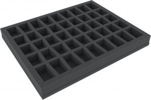 FS035C5BO 35 Mm Full-Size Foam Tray With 45 Compartments