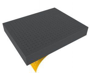 FS050RS 50 Mm Figure Foam Tray Full-size Raster Self-adhesive