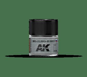 MIG-25/MIG-31 Grey 10ml