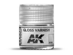 Gloss Varnish 10ml