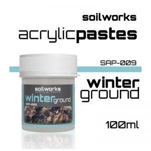 SOILWORKS: ESCENOGRAFÍA WINTER GROUND SAP-009