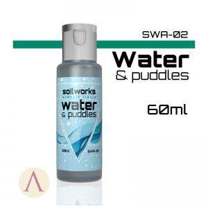 SOILWORKS: ESCENOGRAFÍA WATER AND PUDDLES SWA-02