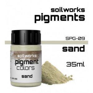 SOILWORKS: PIGMENTOS SAND SPG-09
