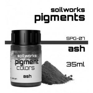 SOILWORKS: PIGMENTOS ASH SPG-07