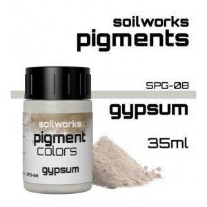 SOILWORKS: PIGMENTOS GYPSUM SPG-08