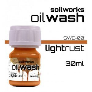 SOILWORKS: LAVADOS LIGHT RUST SWE-00