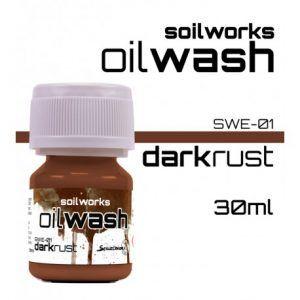 SOILWORKS: LAVADOS DARK RUST SWE-01