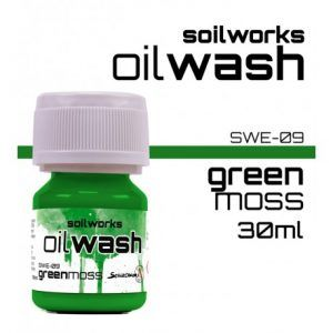 SOILWORKS: LAVADOS GREEN MOSS SWE-09