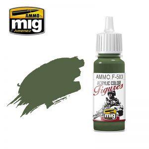 DARK OLIVE GREEN FS-34130 (AMMOF503)
