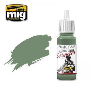 FIELD GREY HIGHLIGHT FS-34414 (AMMOF513)