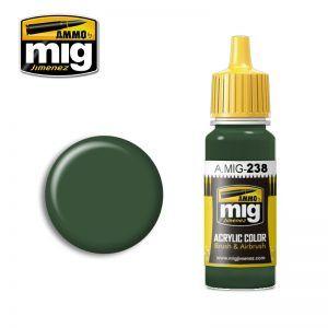 FS 34092 MEDIUM GREEN (AMIG0238)