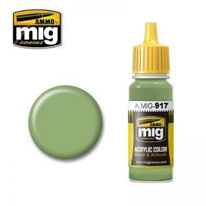 LIGHT GREEN (AMIG0917)