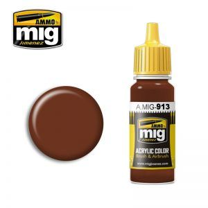 RED BROWN BASE (AMIG0913)