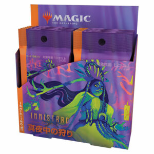 MTG: Innistrad Midnight Hunt Collector Booster Box (12) (JP)