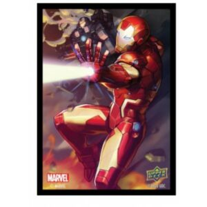 Marvel Card Sleeves – Iron Man (65 Sleeves)
