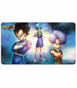Ultra Pro: Tapete Dragon Ball Super Card Game Bulma, Vegeta