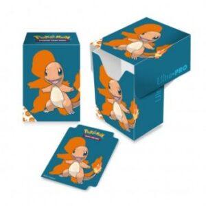 Ultra Pro – Full-View Deck Box – Pokemon Charmander