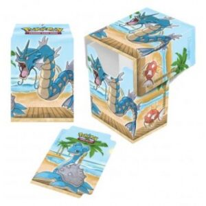 UP – Gallery Series Seaside Full View Deck Box For Pokémon