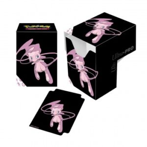 UP – Mew Full View Deck Box For Pokémon