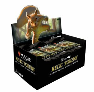 Ultra Pro: Relic Tokens Relentless Collection For Magic