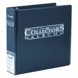 Ultra Pro: Collectors Album 3″ – Azul