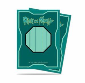 Ultra Pro: Fundas Estándar Rick And Morty V1 (65u)