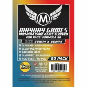 Mayday: Premium Race! Formula 90 55×80 (50u) (7137)