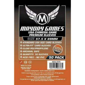 Mayday: Premium 57.5×89 Standard USA Chimera Card (50)(7078)