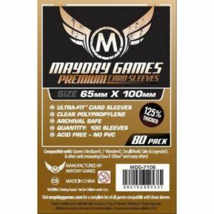 Mayday: Premium Magnum Copper Sleeve 65×100 (80u) (7106)
