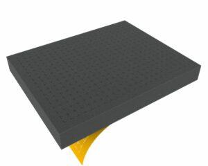 FS040RS 40mm Figure Foam Tray Full-size Raster Self-adhesive