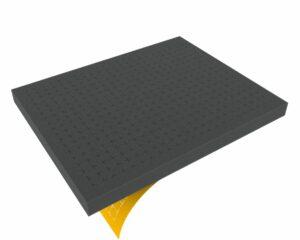 FS025RS 25mm Figure Foam Tray Full-size Raster Self-adhesive