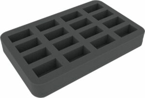 Feldherr: HS035BO 35mm Half-Size F Tray With 16 Compartments