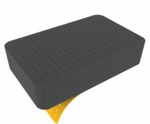HS060RS 60mm Figure Foam Tray Half-size Raster Self-adhesive