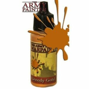 The Army Painter: Greedy Gold (WP1132)