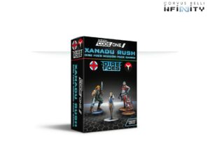 Dire Foes Mission Pack Gamma: Xanadu Rush (ESP)
