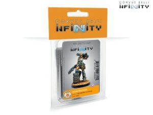 Infinity: Monstruckers (Boarding Shotgun) (0869)