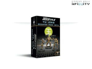 Infinity: Yu Jing Booster Pack Beta (0866)