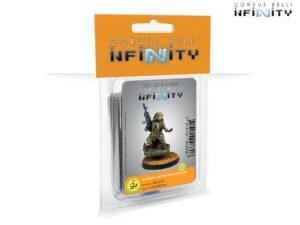 Infinity: Mukthar, Active Response Unit (Hacker) (0880)