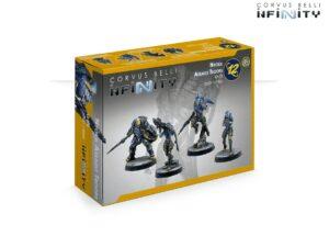 Infinity: Nyoka Assault Troops (0868)