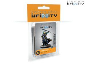 Infinity: Cyberghost (Hacker, Pitcher)