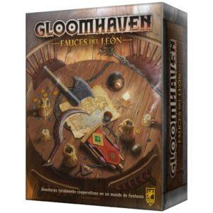 PV- Gloomhaven Fauces Del León – Lanzamiento 31/12/21