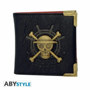 """ONE PIECE – Premium Wallet """"Skull"""""""