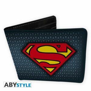"""DC COMICS – Wallet """"Superman Suit"""" – Vinyl"""