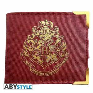 "HARRY POTTER – Premium Wallet ""Golden Hogwarts"""
