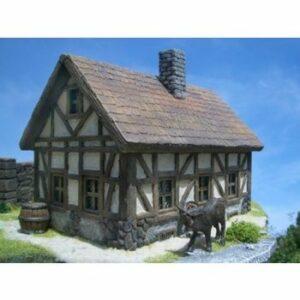 Ziterdes: Half-Timbered House (6011998)