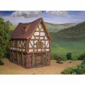 Ziterdes: Broom Binder House (6012064)