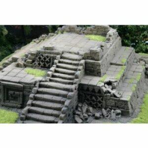 """Ziterdes: Pyramid """"Yztá"""" 14.97 X 14.18 X 4.73 (6012700)"""