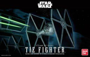 1:72 Revell 01201 Star Wars TIE Fighter