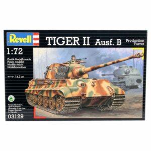 1:72 Revell: Tiger II Ausf B. (03129)